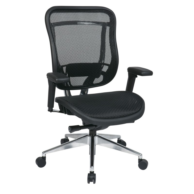 Space Seating Big and Tall Executive High Back Chair (818A-11P9C1A7U)