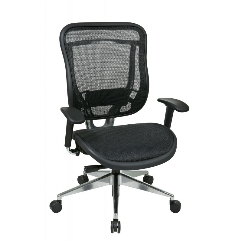 Space Seating Executive High Back Chair (818A-11P9C1A8)