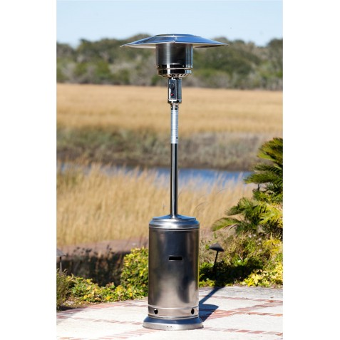 Fire Sense Stainless Steel Standard Series Patio Heater (61279)