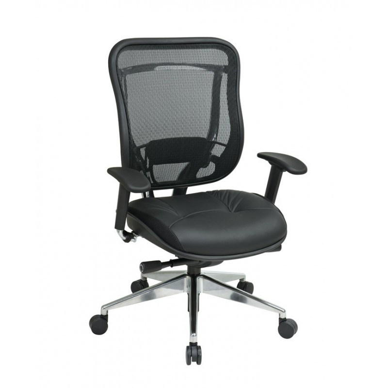 Space Seating Executive High Back Chair (818A-41P9C1A8)