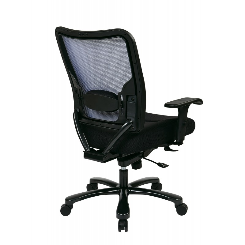 Space Seating Double AirGrid Big & Tall Ergonomic Chair (75-37A773)