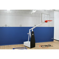 Gared SUPER-Z54 Portable Basketball System with 6' Boom (9054)