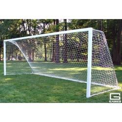 Gared All-Star I Touchline Soccer Goal, 8' x 24', Semi-Permanent, Square Frame (SG14824)