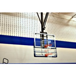 Gared Electric Basketball Backboard Height Adjuster, Single Post (1171)