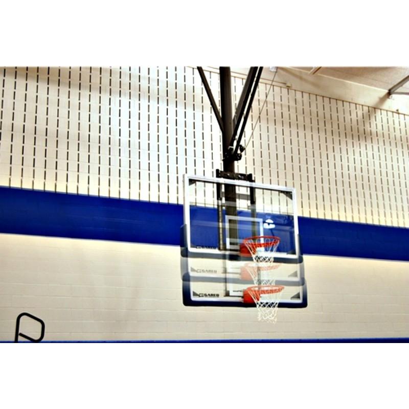 Gared Electric Basketball Backboard Height Adjuster, Single Post (1171)