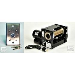 Gared Electric Hoist with Key Switch, 220V (1194-220V)