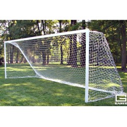Gared All-Star Recreational Touchline Soccer Goal, 6 1/2' x 18' Portable Rectangular Frame (SG20618)
