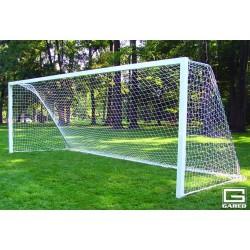 Gared Touchline Striker™ Soccer Goal, 8' x 24', Portable, Square Frame (SG10824S)