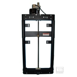 Gared Electric Adjust-a-Goal™ Height Adjuster for Wall Mounted Backstops for Rectangular Backboard (1186)