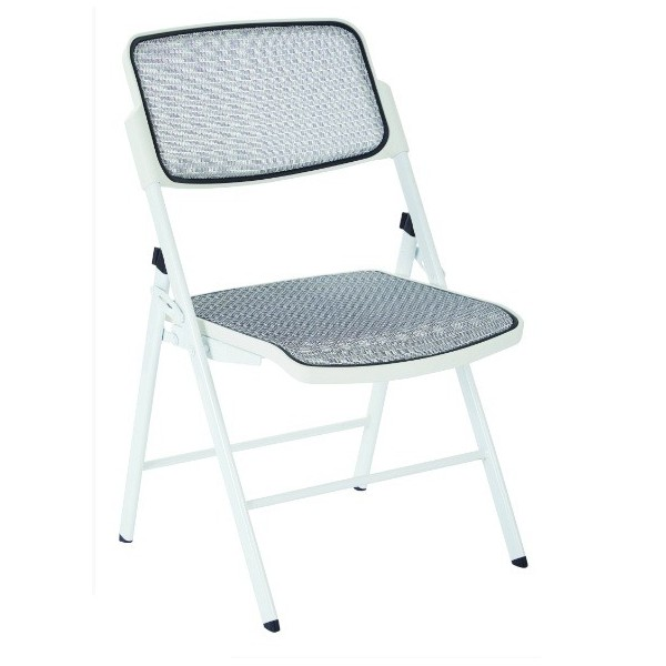Pro Line II ProGrid Mesh Seat and Back Folding Chair