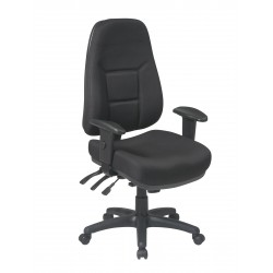 Work Smart High Back Multi Function Ergonomic Chair (2907-231)