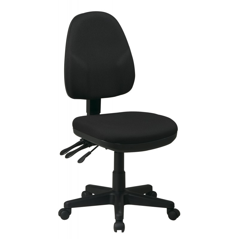 Work Smart Dual Function Ergonomic Chair (36420-231)