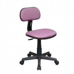 OSP Designs Student Task Chair in Purple Fabric (499-512)