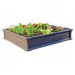 Lifetime Raised Garden Beds 3 Pack (3 Beds, No Vinyl Enclosures) 60069