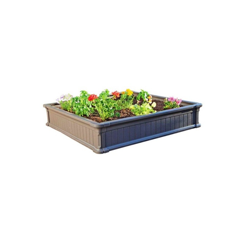 Lifetime Raised Garden Beds 3 Pack (3 Beds, No Vinyl Enclosures) 60069