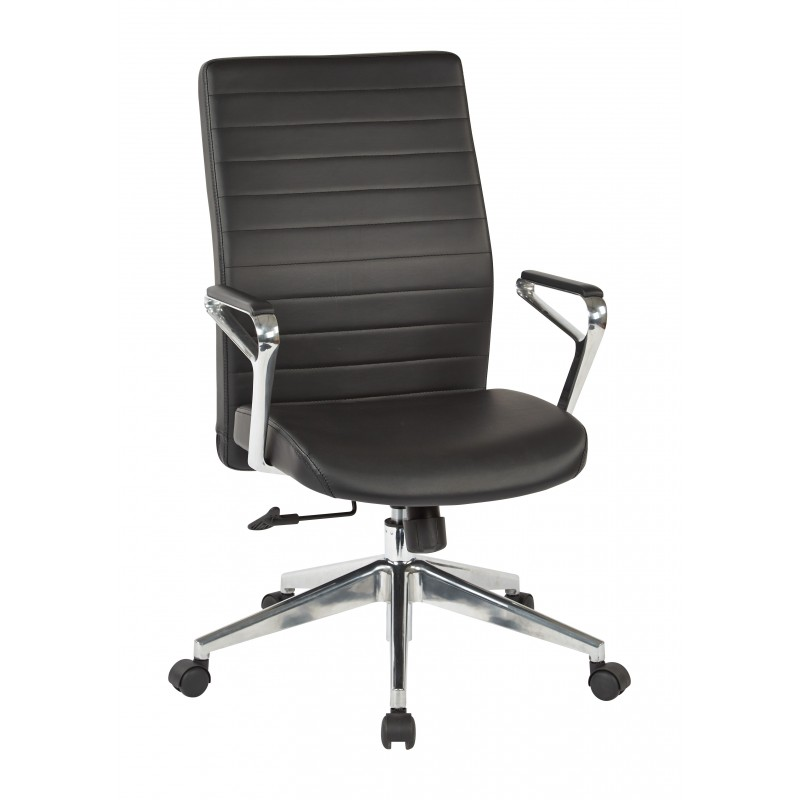OSP Furnitures Bonded Leather Manager\'s Chair (518317HA-EC3)