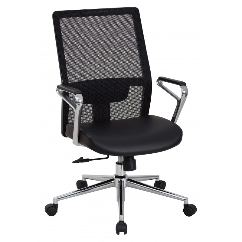 OSP Furnitures High Back Managers Chair (519117HC-EC3)