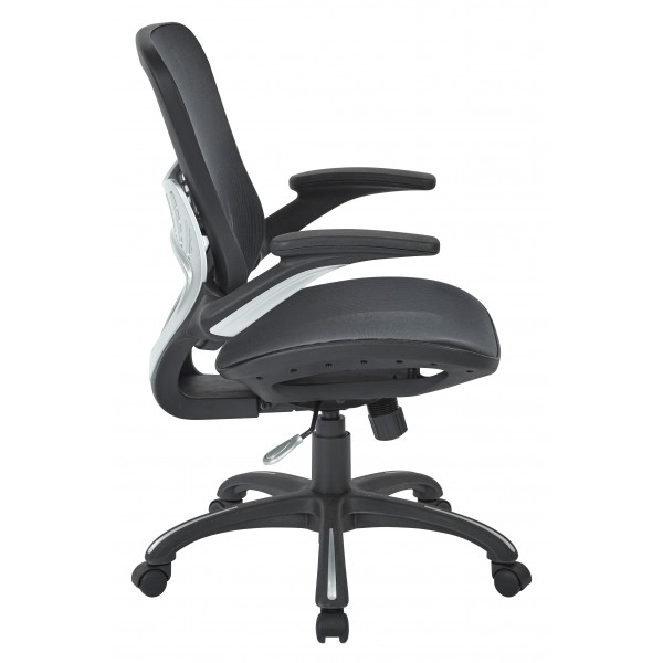 Bassett Inspired Office Chair ... Smart Mid Back Ergonomics 43891 231. on bassett furniture commercial