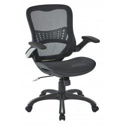 Work Smart Mesh Seat and Back Managers Chair (69906-3)