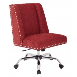 INSPIRED By Bassett Alyson Managers Chair - Red (BP-ALYMC-SK7812)