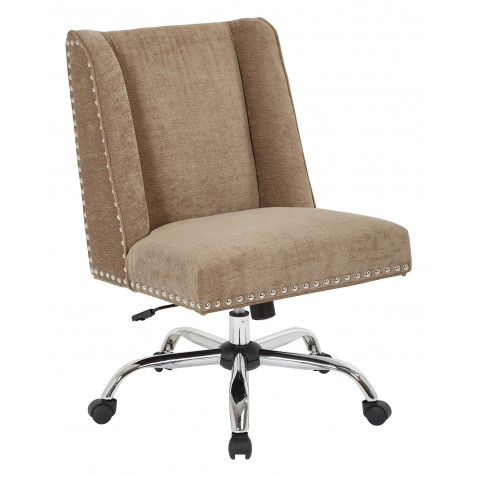 INSPIRED By Bassett Alyson Managers Chair - Brown (BP-ALYMC-SK786)