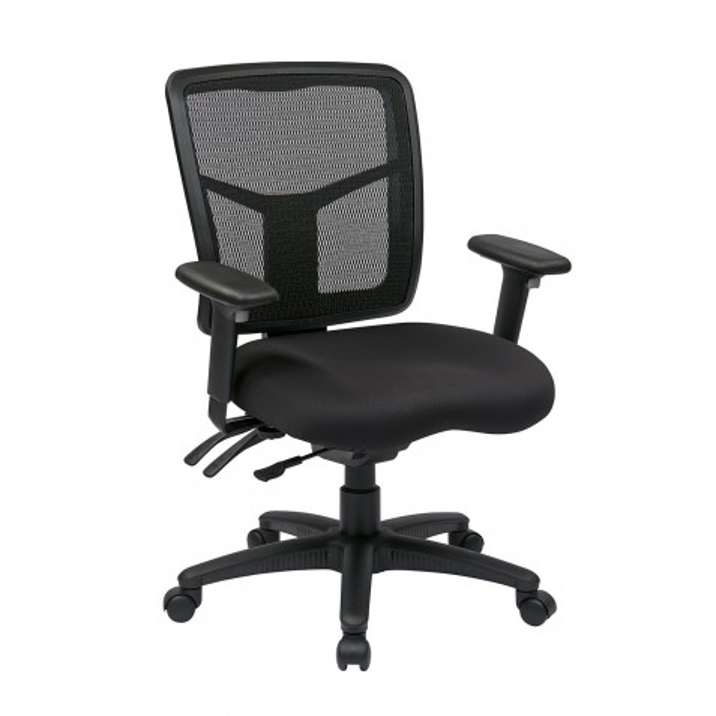 Pro-Line II ProGrid Mesh Drafting Chair (92583-30)
