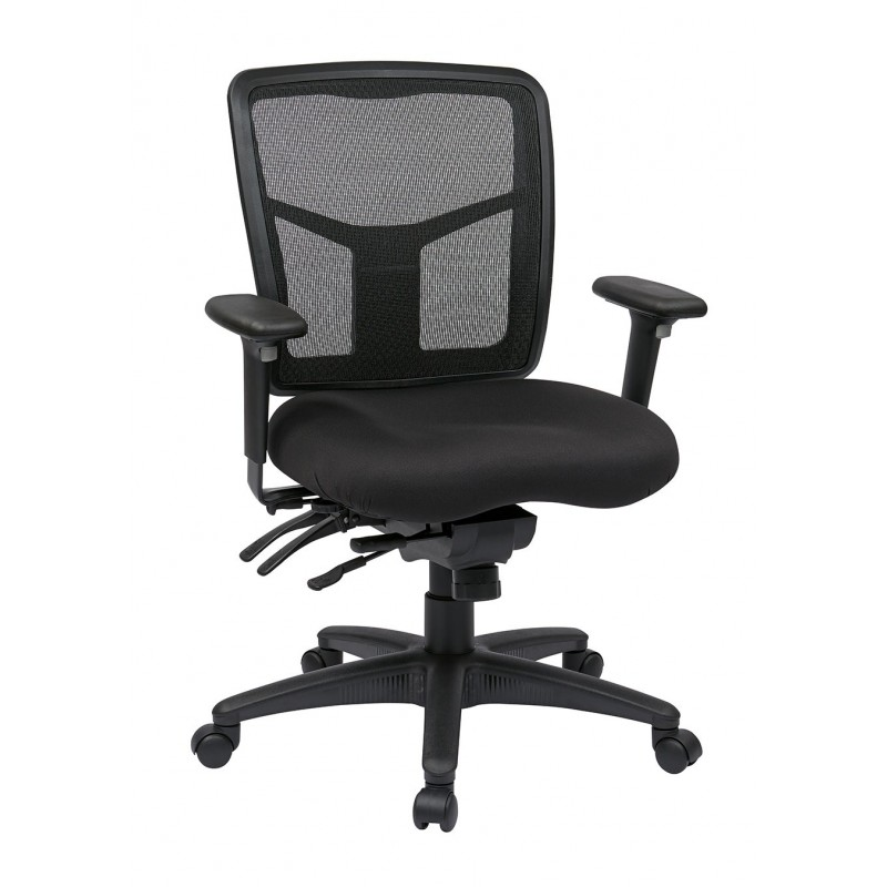 Pro-Line II ProGrid Back Mid Back Managers Chair (92893-30)