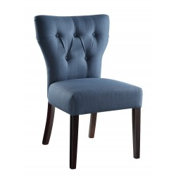 Ave Six Andrew Chair in Klein Azure (AND-K14)