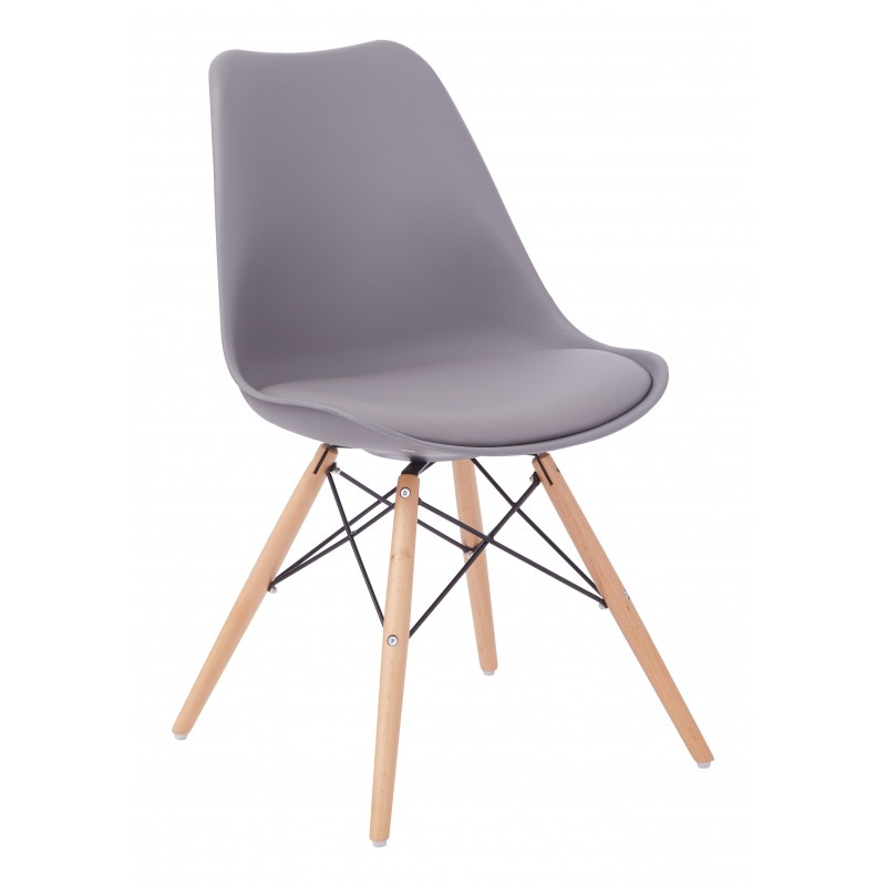 Ave Six Allen Guest Chair - Grey (ALNWG-2)