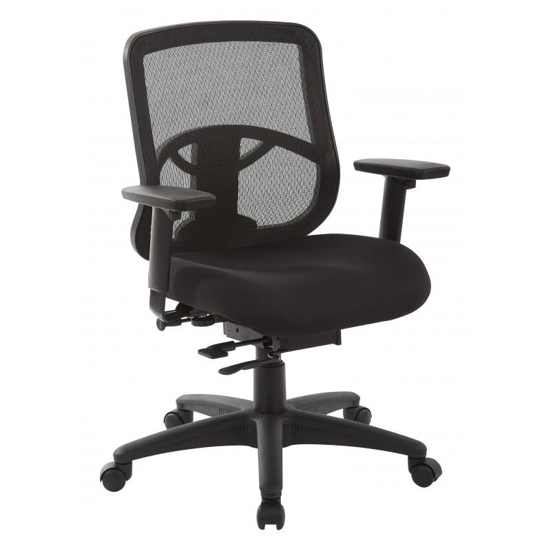 Pro-Line II ProGrid Mesh Back Task Chair (96610-30)