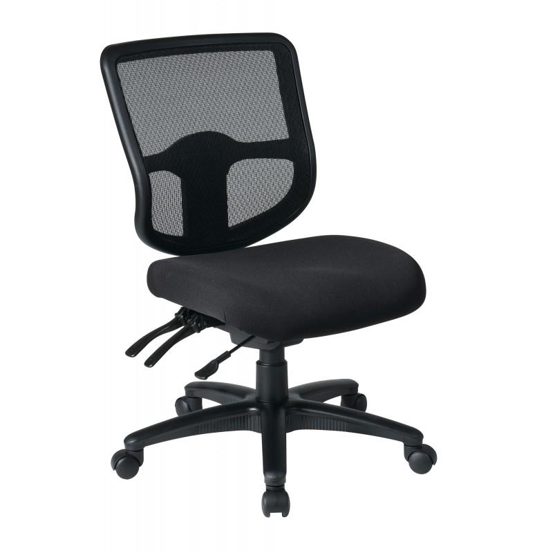 Pro-Line II Ergonomic Task Chair with ProGrid Back (98341-30)