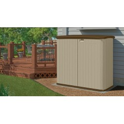 Suncast  32 cu. ft. Horizontal Shed (BMS3200)