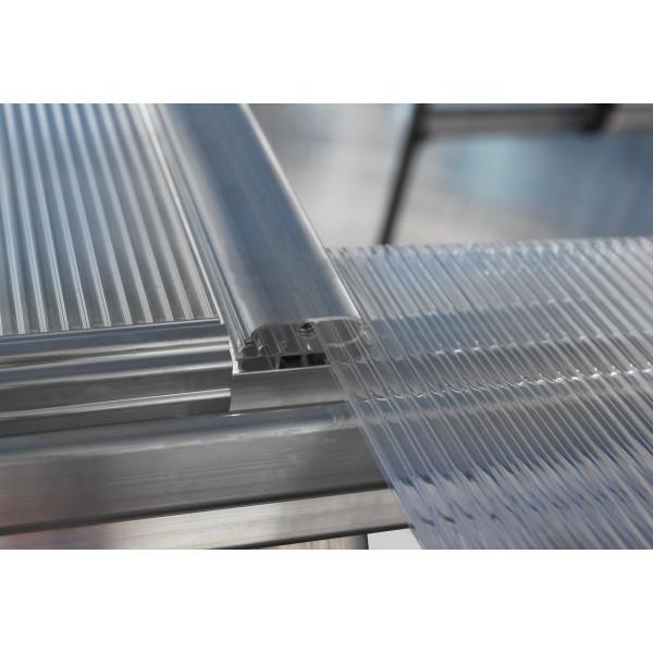 Palram Hybrid Lean-To 4x8 Greenhouse Kit (HG5548)