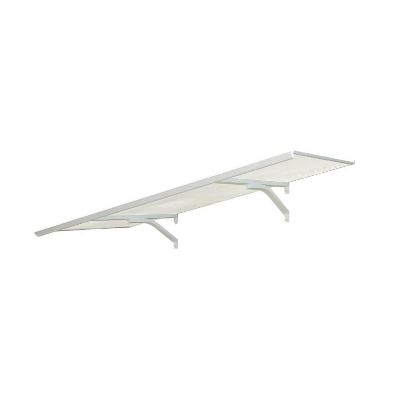 Palram Columba 1500 5 x3 Awning - White/Frost (HG9555)