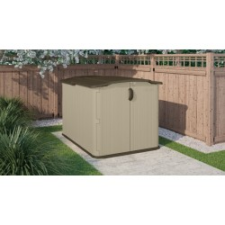 Suncast 2-Pack 98 cu. ft. Glidetop Horizontal Shed (BMS4900)