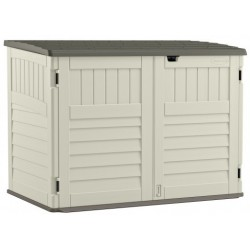 Suncast 70 cu. ft. Stow-Away Horizontal Shed Kit (BMS4700)