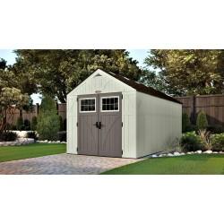 Suncast 8x16 Tremont Storage Shed w/ Floor (BMS8160)