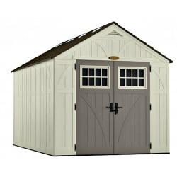 Suncast 8x13 Tremont Storage Shed w/ Floor (BMS8130)