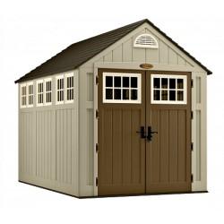 Suncast 7x10 Alpine Storage Shed w/ Floor (BMS8000)