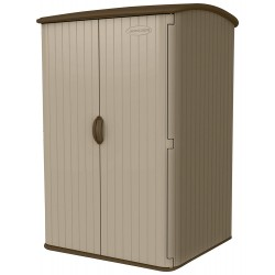 Suncast 2-Pack 98 cu. ft. Vertical Shed (BMS6500)