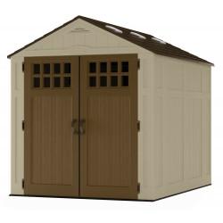 Suncast 2-Pack 6x8 Sierra Storage Shed Kit w/ Floor (BMS6800)