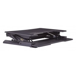 OSP Furnitures Multiposition Desk Riser - Black (DR3622-BK)