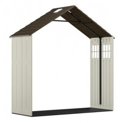 Suncast Tremont Customizable Shed Kit With Windows (BMS85)