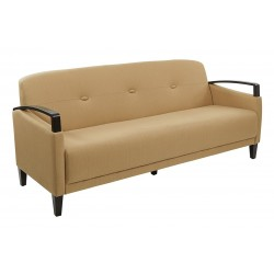 Work Smart Main Street Sofa - Woven Wheat (MST53-C28)