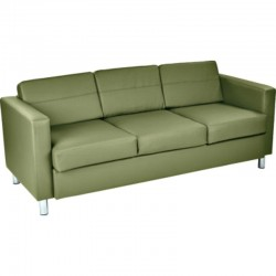Ave Six Pacific Sofa Couch - Sage (PAC53-R106)