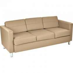 Ave Six Pacific Sofa Couch - Buff (PAC53-R104)