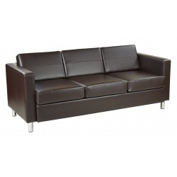 Ave Six Pacific Sofa Couch - Java (PAC53-R102)