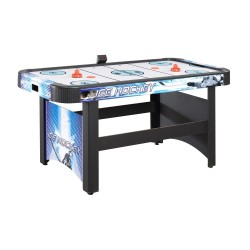 Face-Off 5 Ft. Air Hockey Table W/ Electronic Scoring (NG1009H)