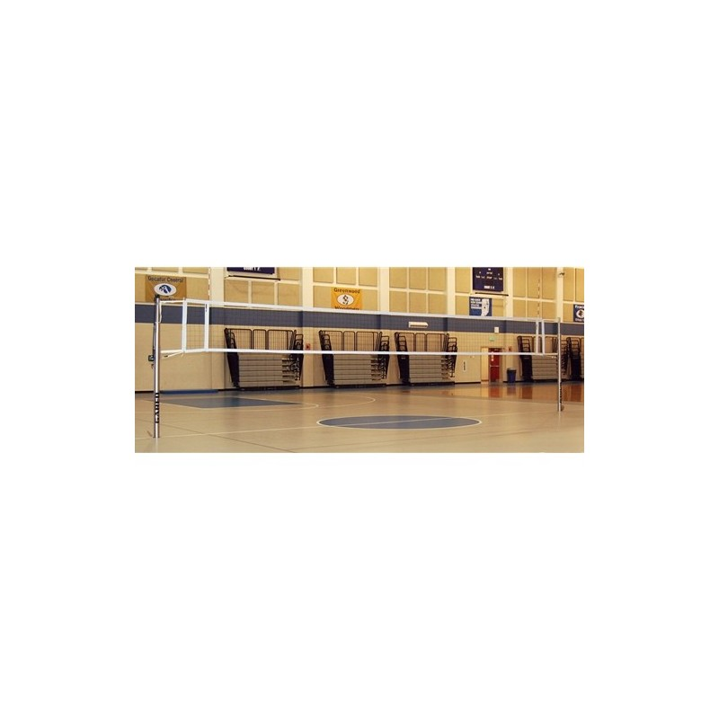 Gared Libero Master Aluminum Telescopic Two-Court Volleyball System (GS-7302)