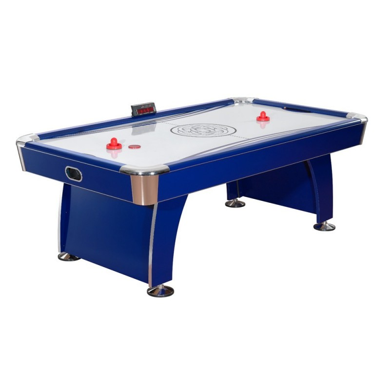 Phantom 7.5 Ft. Air Hockey Table With Electronic Scoring (NG1038H)